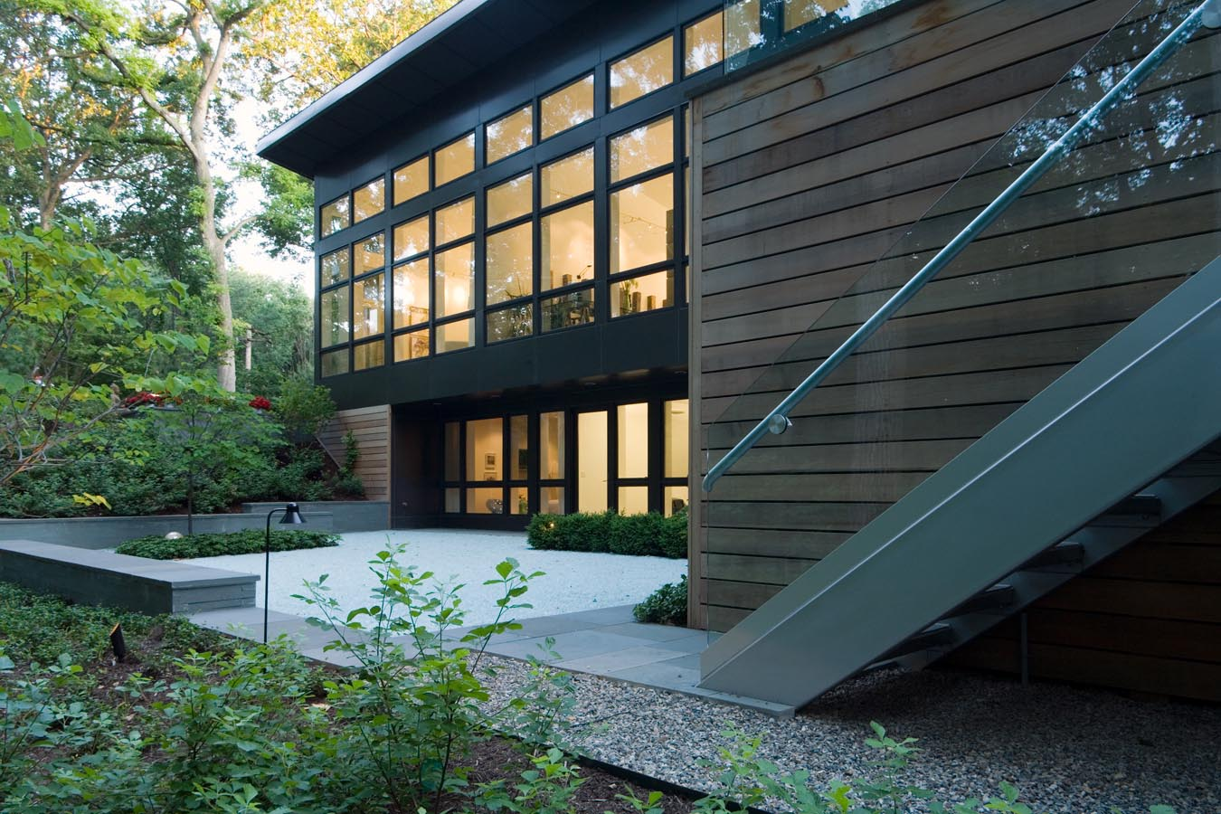 Mcintosh poris architects - House of bedrooms bloomfield hills mi ...